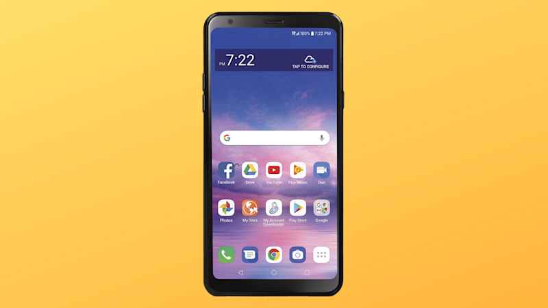 LG Stylo 5 is on sale for Black Friday! (Photo: Walmart/Yahoo Lifestyle)