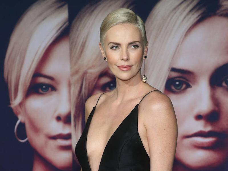 Charlize Theron 'not ashamed' to discuss night mother killed her father in self-defence