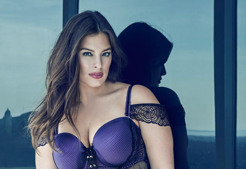 Ashley Graham and Canadian brand Addition Elle have blessed us mortals with  a new lingerie collection 6f060665d
