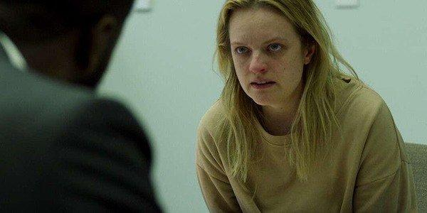 Elisabeth Moss in 'The Invisible Man' (Universal)