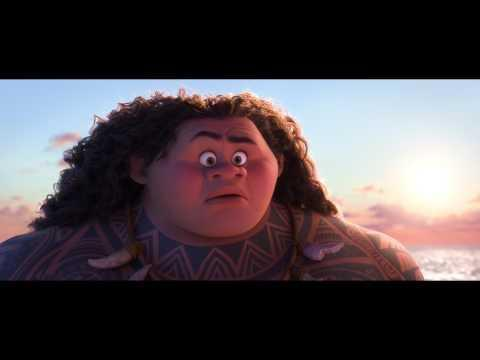 "<p>After discovering that she has been chosen to save her people and return a sacred stone to a magical being, Moana sets sail on her biggest adventure and becomes friends with a shapeshifting demigod along the way.</p><p><a href=""https://www.youtube.com/watch?v=Dadu2KLjMVM"" rel=""nofollow noopener"" target=""_blank"" data-ylk=""slk:See the original post on Youtube"" class=""link rapid-noclick-resp"">See the original post on Youtube</a></p>"