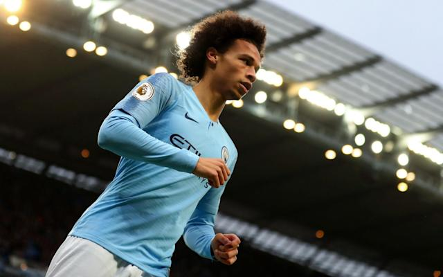 Leroy Sane has impressed of late - Getty Images Europe