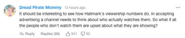 Yahoo readers react to Hallmark Channel kiss controversy