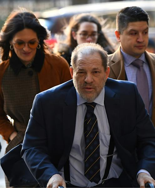 Harvey Weinstein faces life in prison if convicted of predatory sexual assault charges in the high-profile case that marks a watershed moment in the #MeToo global reckoning against men abusing positions of power
