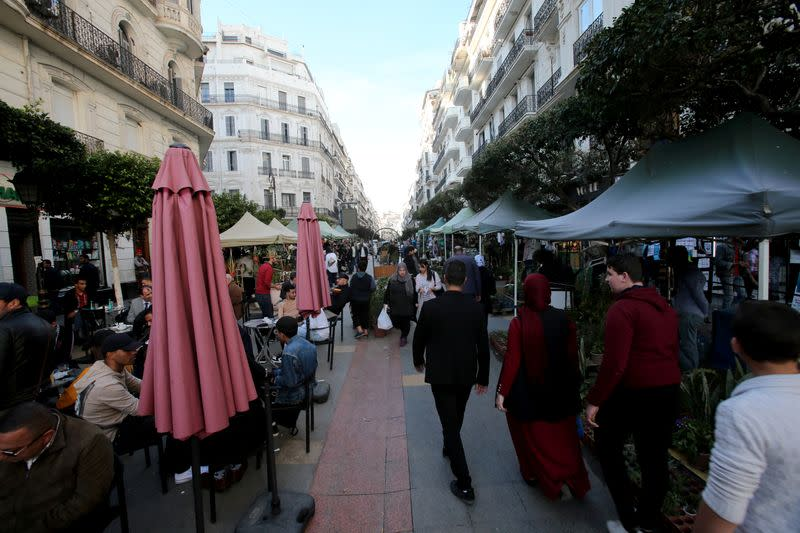 Algeria eases more coronavirus restrictions, including travel curbs and curfew