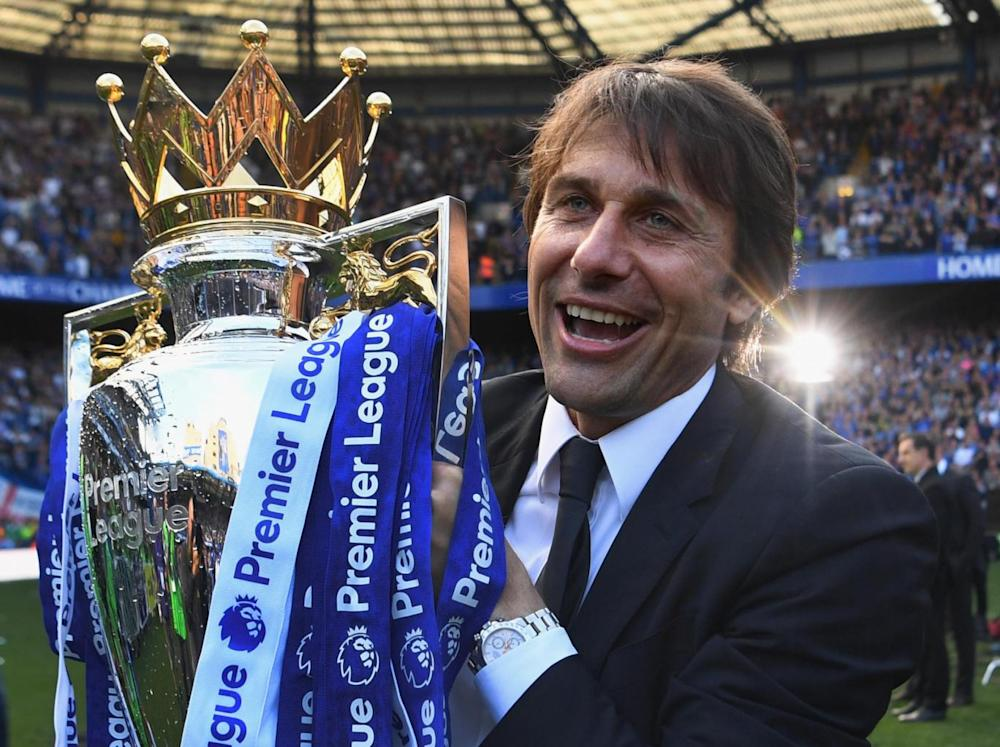 Conte what he could do once the window closed a year ago (Getty Images)