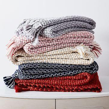 """<p>westelm.com</p><p><strong>$60.00</strong></p><p><a href=""""https://go.redirectingat.com?id=74968X1596630&url=https%3A%2F%2Fwww.westelm.com%2Fproducts%2Fchunky-two-tone-handwoven-throw-t5806&sref=https%3A%2F%2Fwww.prevention.com%2Flife%2Fg34751763%2Fgifts-that-give-back-charity%2F"""" rel=""""nofollow noopener"""" target=""""_blank"""" data-ylk=""""slk:Shop Now"""" class=""""link rapid-noclick-resp"""">Shop Now</a></p><p>A lovely throw blanket that's positively cozy makes a great gift any day, especially when it benefits cancer research at <a href=""""https://www.stjude.org/"""" rel=""""nofollow noopener"""" target=""""_blank"""" data-ylk=""""slk:St. Jude's Children's Research Hospital"""" class=""""link rapid-noclick-resp"""">St. Jude's Children's Research Hospital</a>. Through the end of December, 50% of the proceeds will go directly to hospital. <br></p>"""
