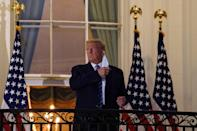 US President Donald Trump refuses to wear a mask at his large campaign rallies, but his election challenger Joe Biden says he seeks to strictly adhere to protocols aimed at preventing the spread of the coronavirus