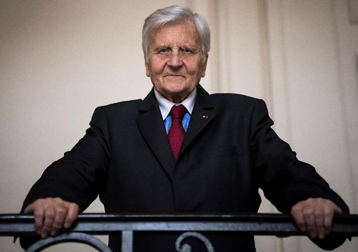 """Under Trichet, the ECB showed it was able to take """"extremely bold decisions"""" (AFP Photo/Lionel BONAVENTURE)"""