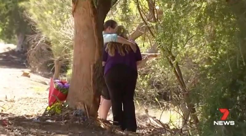 Friends are struggling to make sense of the tragedy. Source: 7 News