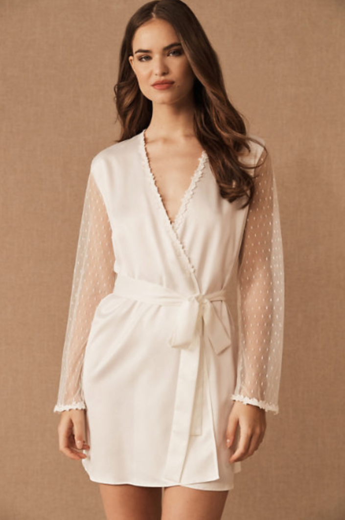Flora Nikrooz 'Showstopper' Cover-Up (Photo via BHLDN)