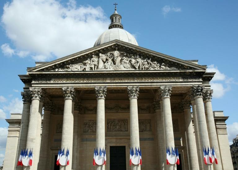 The Pantheon is a secular temple to France's literary luminaries as well as other great figures from culture, science and politics