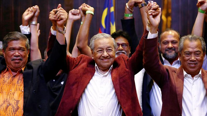 I'll be 'surprised' if Trump is re-elected: Malaysian Prime Minister Mahathir