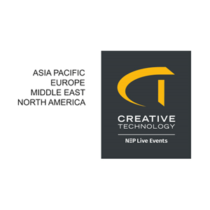 Creative Technology is a global leader providing audio, display and lighting technology solutions for live sports, entertainment and corporate clients.