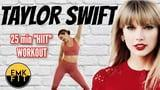 Emily Thorne's Taylor Swift HIIT Workout