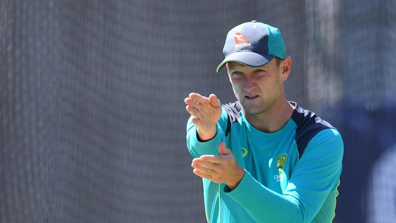 Cameron White is back for the ODI against England and joins debutants Alex Carey and Jhye Richardson