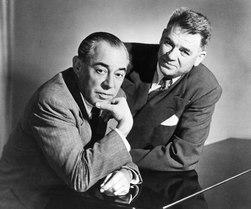Richard Rodgers, Oscar Hammerstein | Michael Ochs Archives/Getty