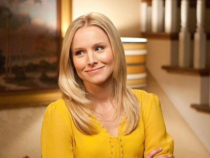 "In ""You Again,"" Kristen Bell played a woman eager to spite her high school nemesis."