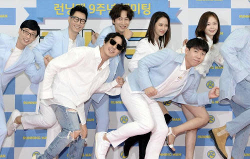 Lee Kwang-soo has been with 'Running Man' for 11 years
