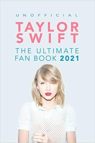 <p><span>The <strong> Unofficial Taylor Swift: The Ultimate Taylor Swift Fan Book 2021</strong></span> ($18) includes the latest fun facts and trivia about the beloved singer. It's such a great coffee table book they'll want to display!</p>