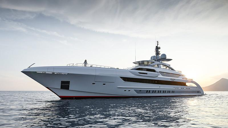 luxury yachts the worlds best super galactica nova yacht