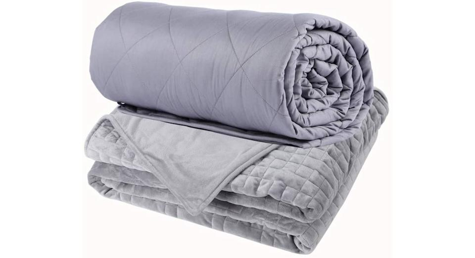 Jaymag Weighted Blanket with Duvet Cover