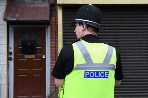 Knifeman briefly holds hostages in Newcastle, northeast England