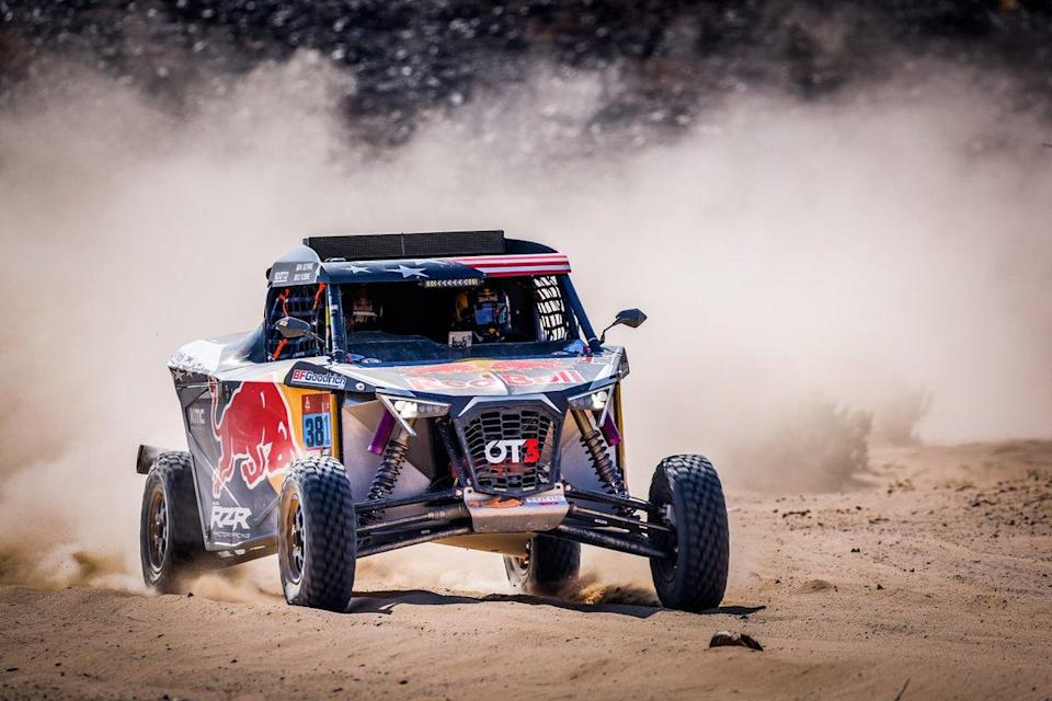 "#381 Red Bull Off-Road Team USA OT3: Mitch Guthrie, Ola Floene<span class=""copyright"">A.S.O. </span>"