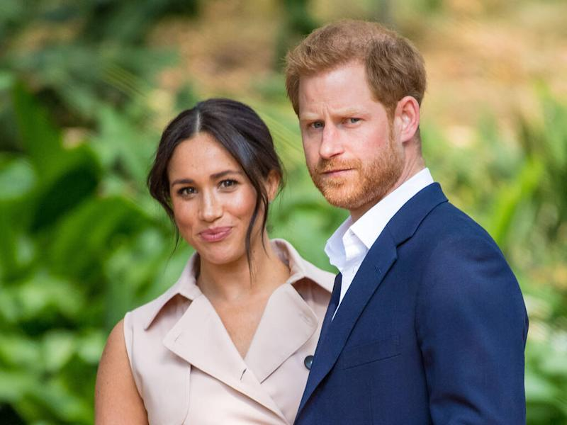 Prince Harry and Meghan, Duchess of Sussex threaten lawsuits over paparazzi shots in Canada