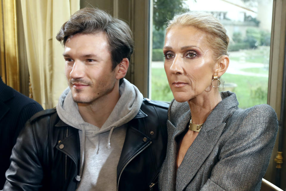 Celine Dion has opened up about her relationship with Pepe Munoz. Photo: Getty Images