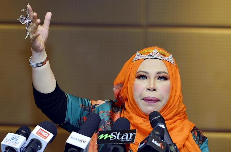 Vida was given until July 17 to settle the payment of RM80,000 as part of a prize package won by Aishah. — Picture by Ham Abu Bakar