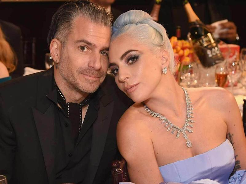 Lady Gaga, Christian Carino no longer together