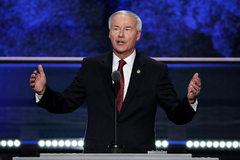 Arkansas' Governor Asa Hutchinson, a Republican, had planned for eight men on death row to be executed within an 11-day period before the end of April, when the state's stock of midazolam, a sedative used in the lethal injections, expires