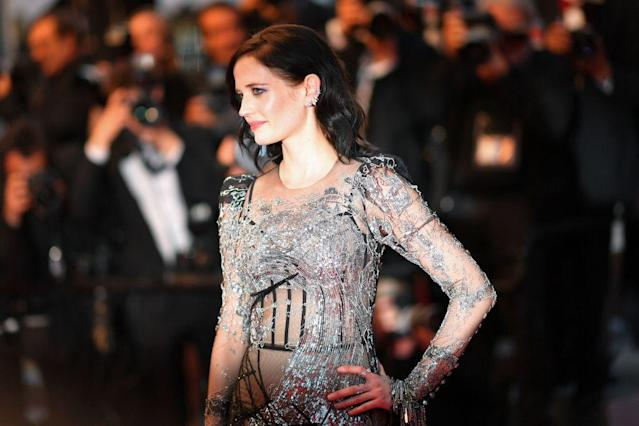 Actress Eva Green also says she has a Harvey Weinstein story. (Photo: Loic Venance/AFP/Getty Images)