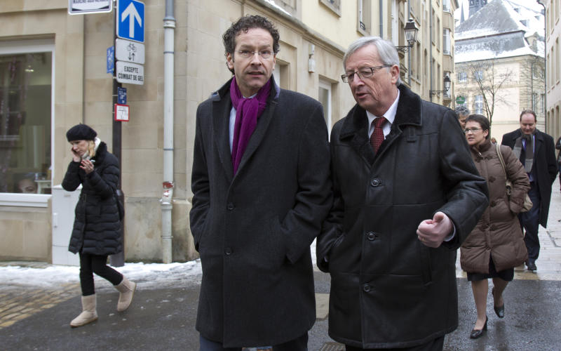 News Summary: Dutchman backed for Eurogroup job