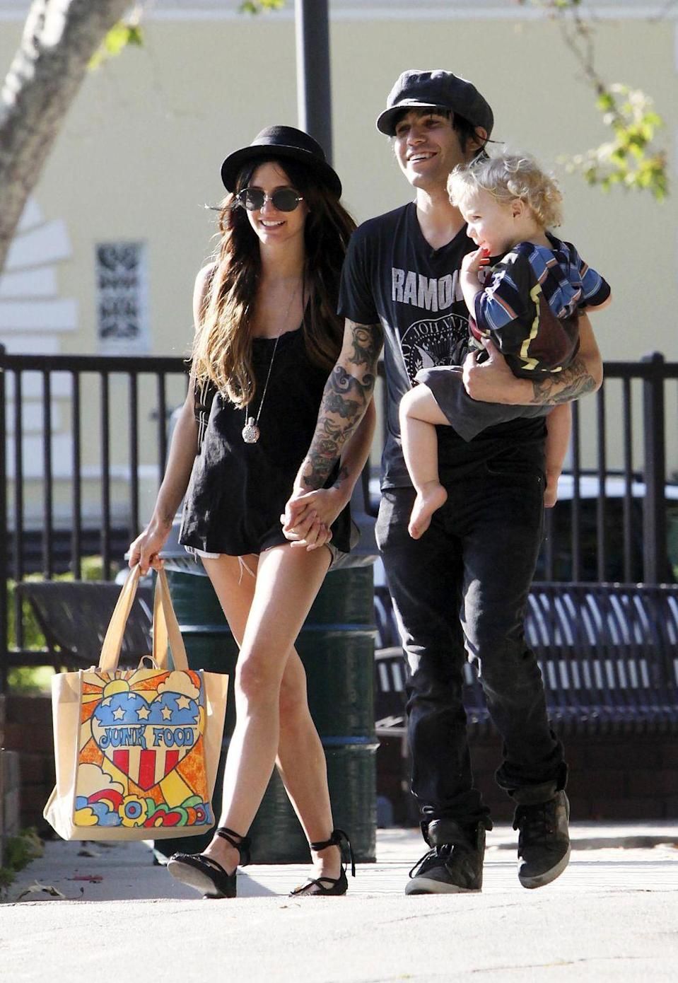 <p>The <em>Fall Out Boy</em> bassist has three children. He and his now ex-wife Ashlee Simpson welcomed their first child Bronx Mowgli in 2008. The rock star also has a second son and a daughter with girlfriend Meagan Camper.</p>