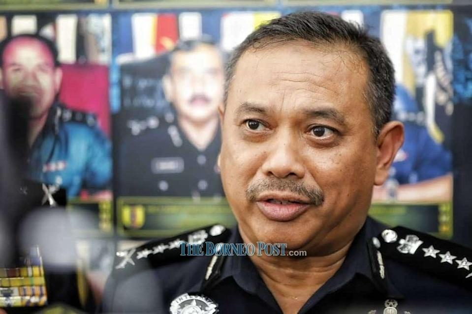 Sarawak police commissioner Datuk Aidi Ismail had given the assurance that a thorough investigation would be carried out to determine whether there are elements of negligence in the case. — Borneo Post Online pic