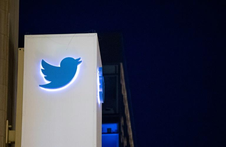 The San Francisco headquarters of Twitter, which on Thursday reported its first-ever quarterly profit