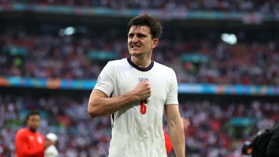Harry Maguire, Inglaterra | Catherine Ivill/Getty Images