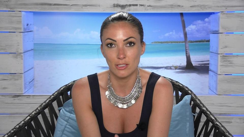 <strong>Sophie appeared on the second series of 'Love Island'</strong> (Photo: Rex/Shutterstock/ITV)