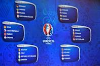 England to clash with Wales at Euro 2016