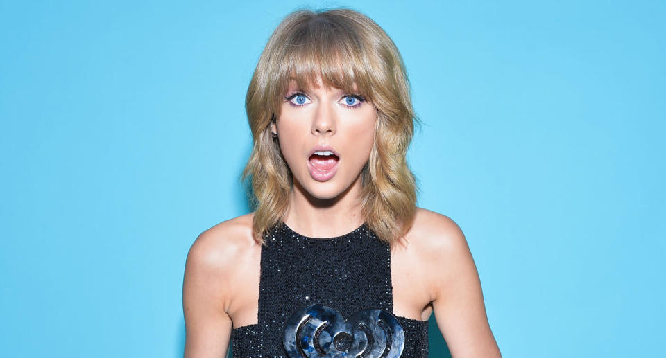 Taylor Swift, pictured in 2015, has wiped clean most of her social media accounts, as well as her website. (Photo: Charley Gallay/NBC/NBCU Photo Bank via Getty Images)