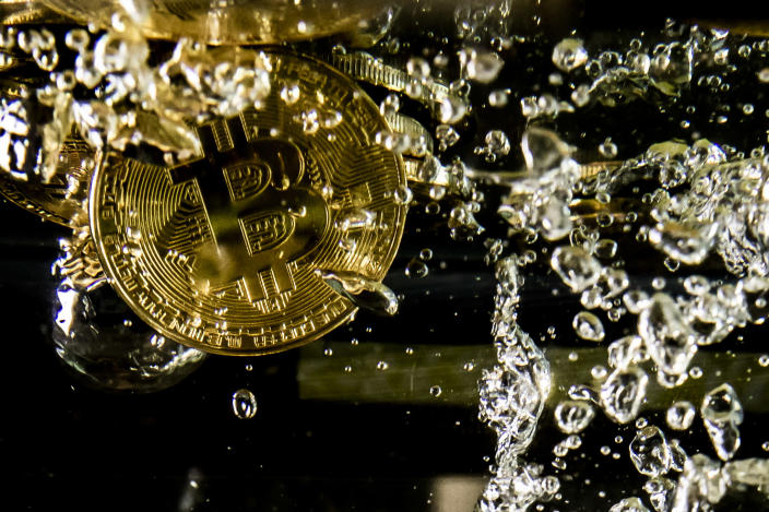 Is bitcoin the 'mother' of all bubbles? Photo: Getty
