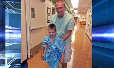 Boy Buried Alive In Sand Dune Recovering Well