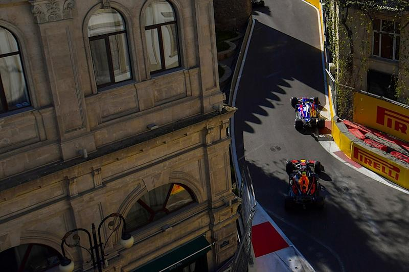 Baku set to be postponed as F1 faces further delay
