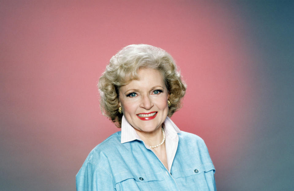 Betty White en 1980 (Photo by: Herb Ball/NBCU Photo Bank/NBCUniversal via Getty Images via Getty Images)