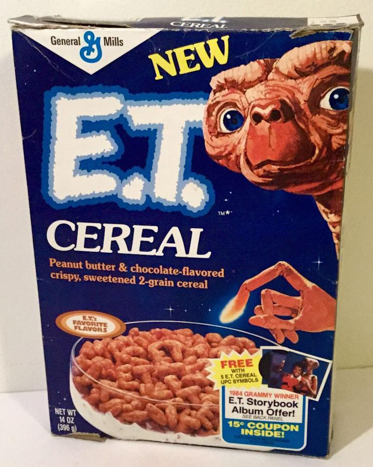 <p>Introduced in 1984, of course this cereal was peanut butter flavored. (Photo: Ebay) </p>