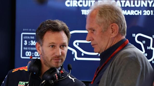 "Red Bull motorsport advisor Helmut Marko warned there is ""a lot of work to do"" for the team as they await a Renault engine upgrade."