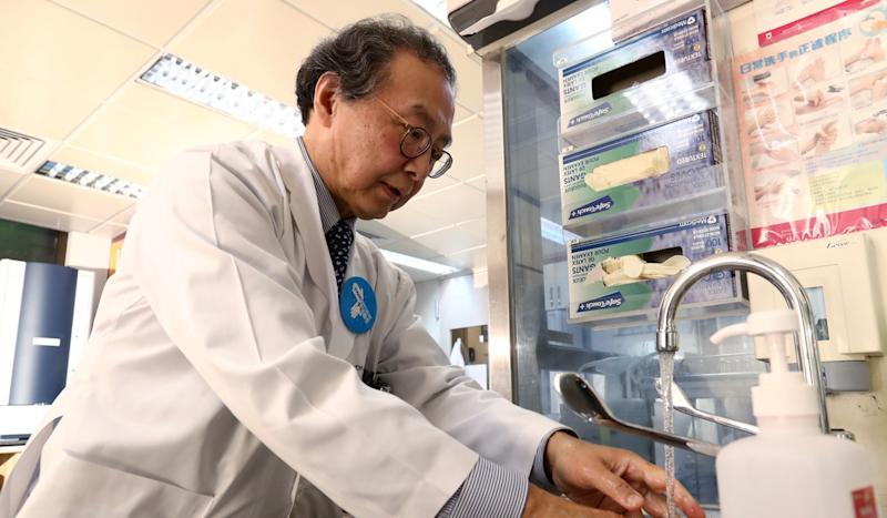 To save yourself from superbug infections, wash your hands, Hong Kong hygiene expert says