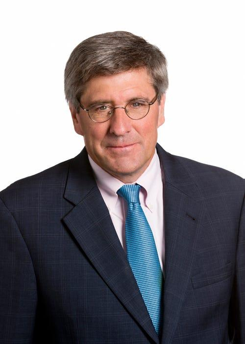 Stephen Moore, an economics writer and critic of the Federal Reserve, was chosen by President Donald Trump for a seat on the central bank's board of governors but withdrew amid questions about his qualifications and an uproar over his writings.